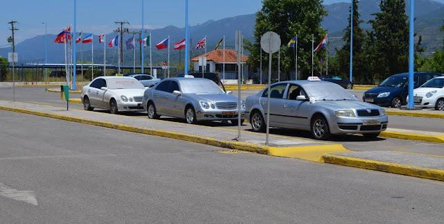 """Ερώτηση της """"Πελοπόννησος Πρώτα"""" για τη λειτουργία των ταξί στο Αεροδρόμιο Καλαμάτας"""