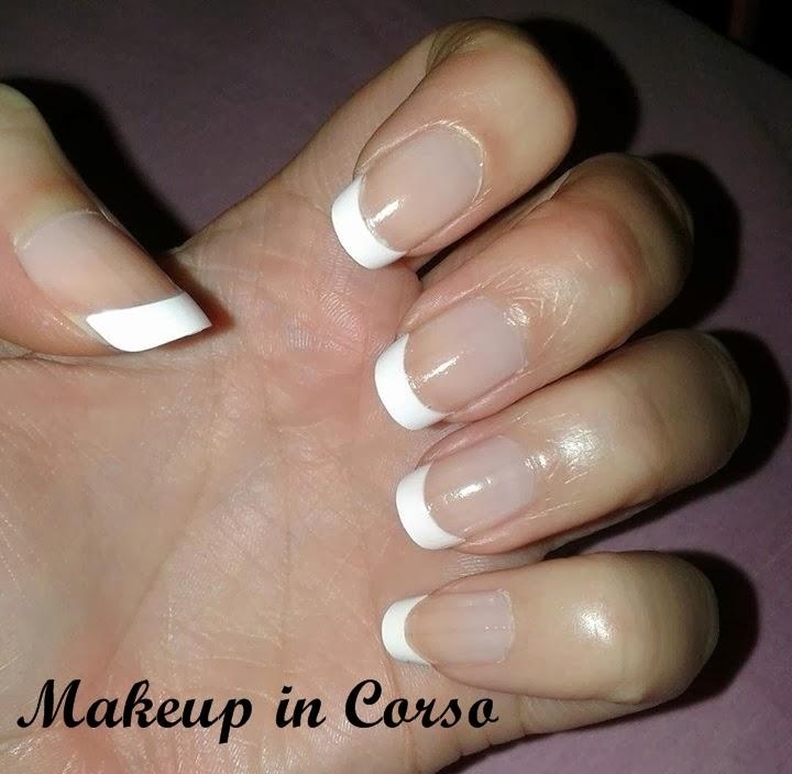 Favorito Makeup in Corso: French Manicure con i prodotti Studio Nails di  XR49