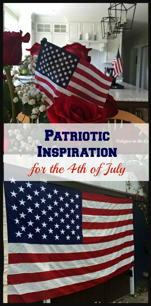 Patriotic Inspiration for the 4th of July