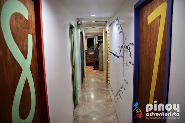 AFFORDABLE HOSTELS IN MAKATI