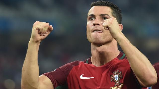 Polonia-Portugal: Nike iba con Cristiano