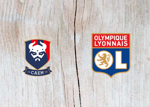 Caen vs Lyon - Highlights 15 September 2018