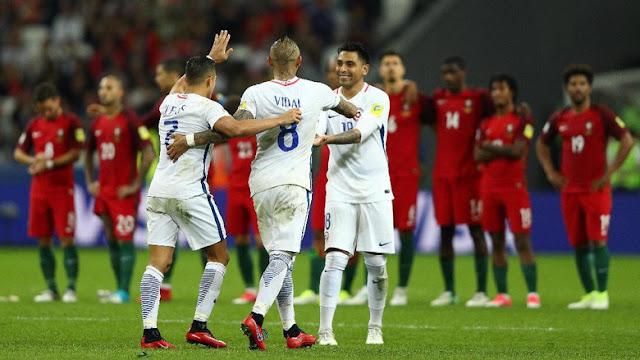 Bravo Tampil Menawan Alhasil Membawa Chile ke Final