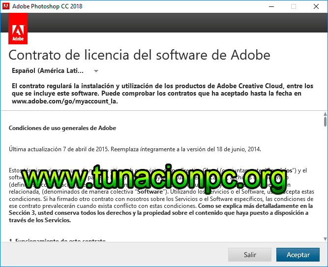 DescargarAdobe Photoshop CC 2018 Final