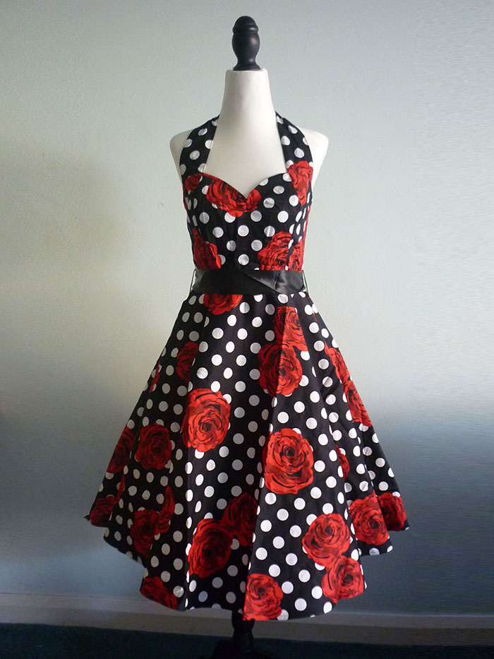 How To Get Your Rockabilly Look Retro Dresses Amp Vintage