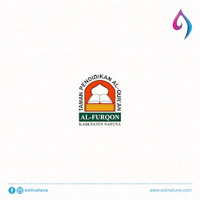 Desain Logo AL-Furqon / Remake