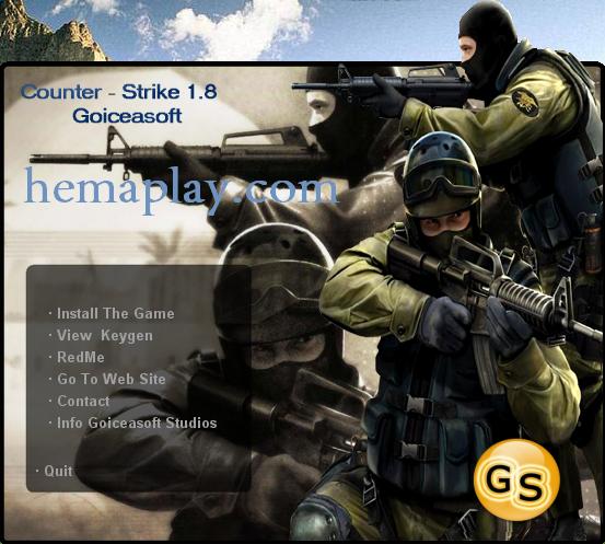 تحميل لعبة counter strike 1.8 pc من ميديا فاير