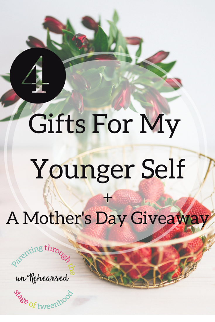 5 gifts for my younger self + A Mother's Day $100 Giveaway ...