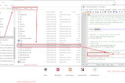 Merubah maksimum upload file .SQL saat import di PHPMyAdmin