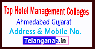 Top Hotel Management Colleges in Ahmedabad Gujarat