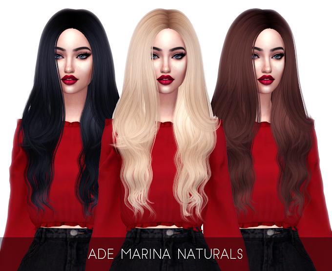 MARINA HAIR NATURALS