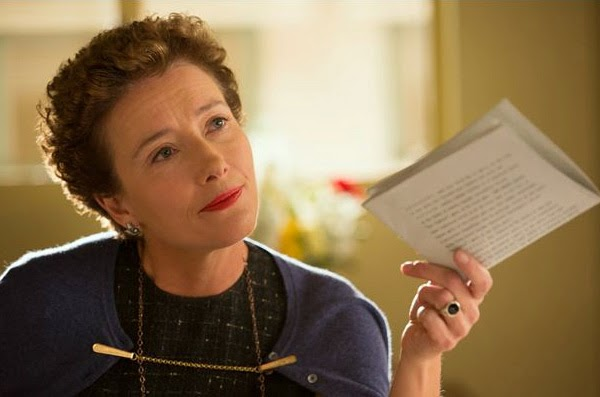 "Emma Thompson en ""Al encuentro de Mr. Banks"""