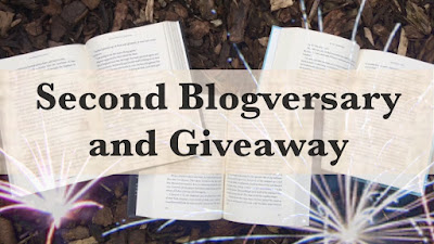 2nd Blogversary & Giveaway (INT)