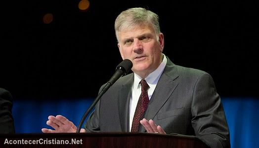 Franklin Graham habla del Estado Islámico