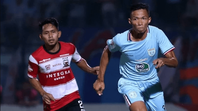 Hasil Pertandingan Liga 1,  Persela 1 - 5 Madura United