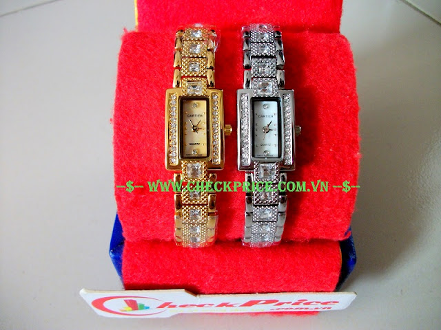 đồng hồ nữ cartier