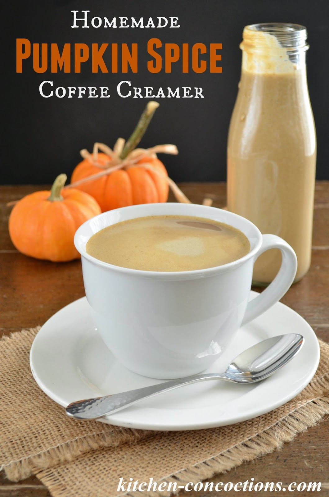 """This pumpkin spice version is the perfect way to enjoy some """"me time"""" and will certainly liven up a cup of coffee on a chilly fall day!"""