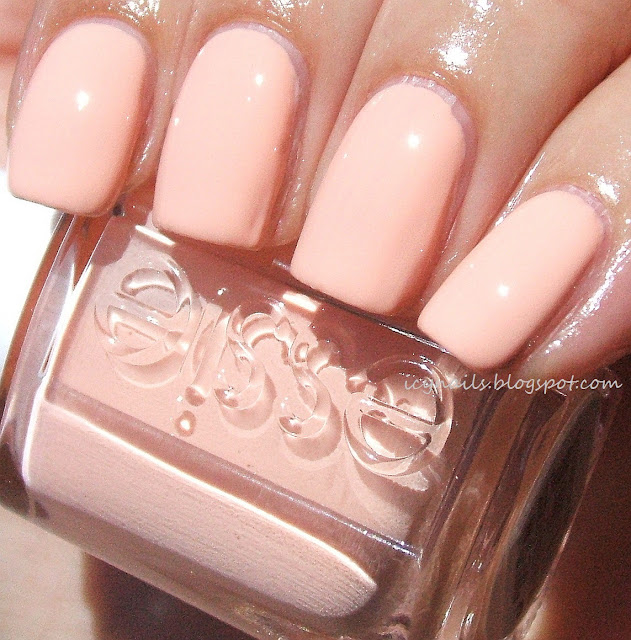 Essie A-Crewed Interest: Swatch and Review - Notes from My ... A Crewed Interest Essie