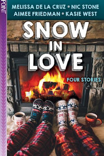 Snow in Love by Melissa de la Cruz, Nic Stone, Aimee Friedman, Kasie West