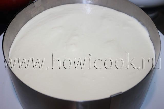 рецепт торта тирамису с пошаговыми фото