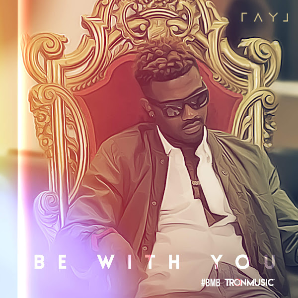 Ray J - Be with You - Single Cover