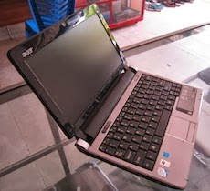jual netbook 2nd acer kav60