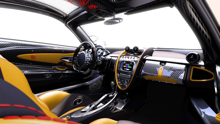 For China Only Pagani Huayra Special Edition Supercars