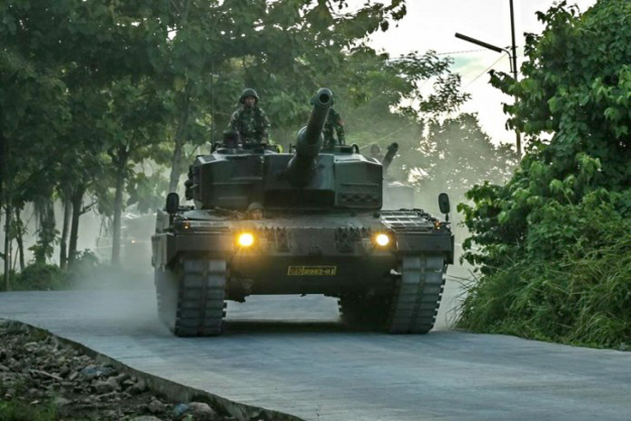 TNI Angkatan Darat Bertekad Akan Memperkuat Dan Melengkapi Alat Utama Sistem Senjata (Alutsista)