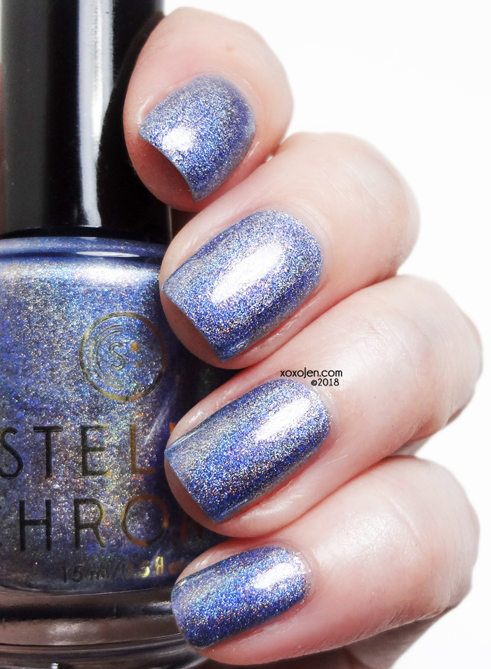 xoxoJen's swatch of Stella Chroma Peri-Wrinkle In Time