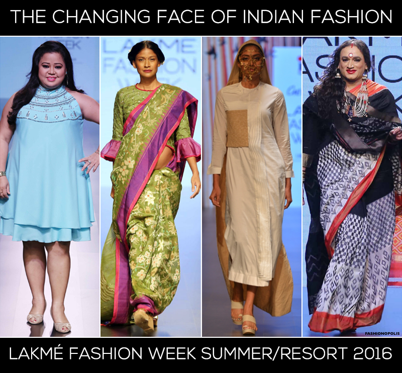 Lakmé Fashion Week Summer/Resort 2016: The Changing Face Of Indian Fashion