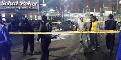 Terjadi Penusukan Dua Anggota Brimod Di Masjid Mabes Polri