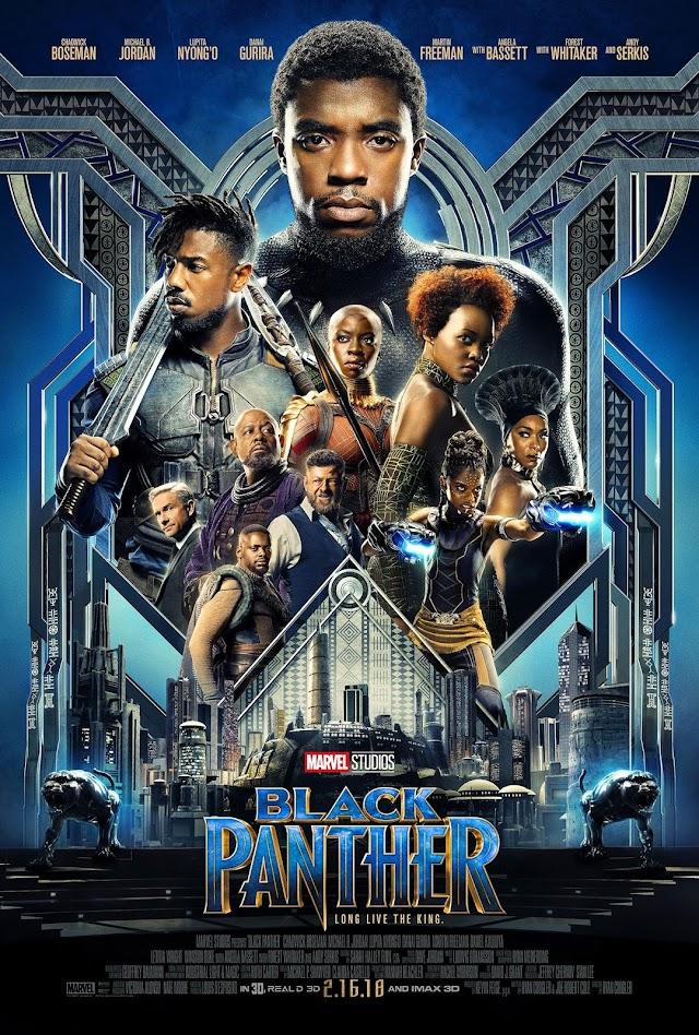 Black Panther (Film 2018) Pantera neagră