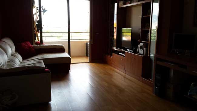 duplex en alquiler calle forada grao castellon salon