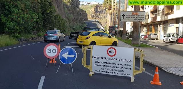 El Ayuntamiento de Santa Cruz de La Palma crea 200 plazas de aparcamiento cerca del IES Virgen de las Nieves