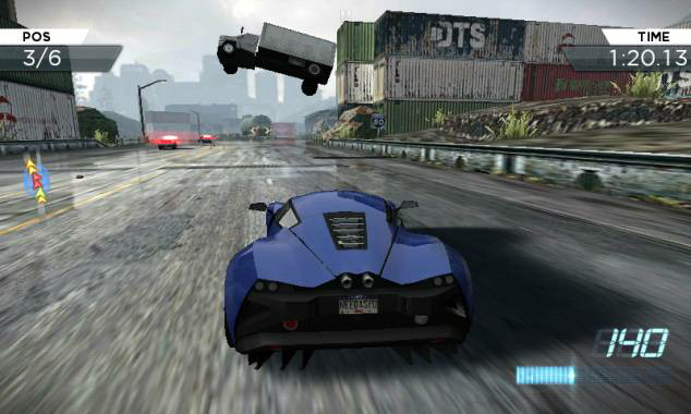 Need for Speed: Most Wanted Apk Terbaru