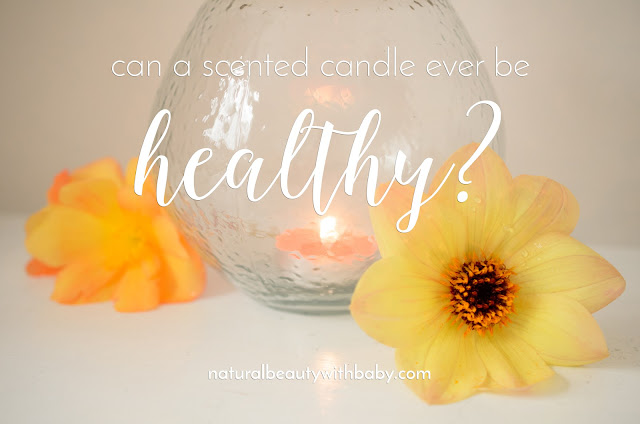 Can a scented candle ever be healthy? Find out in this blog post.