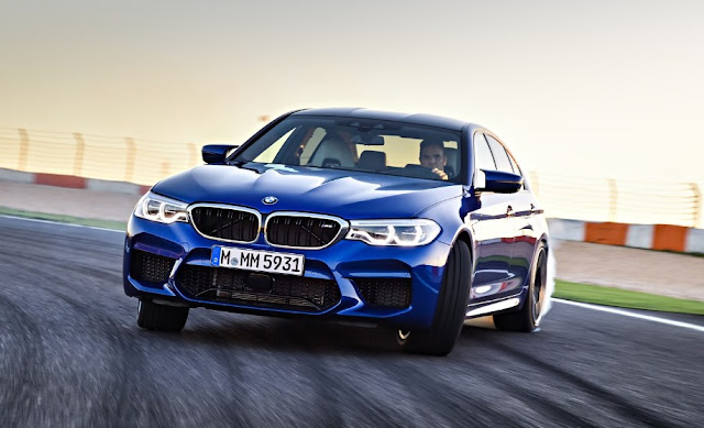 2018 BMW M5 Price, Review, Styling, Performance, Feature - Otobotz