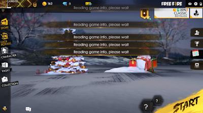 mengatasi Membaca Info Game di Free Fire