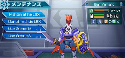 Download Danball Senki Boost PSP English Patch ISO High Compress