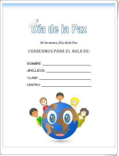 """Día de la Paz y la No Violencia, 30 de enero: """"Cuadernos para el aula"""""""
