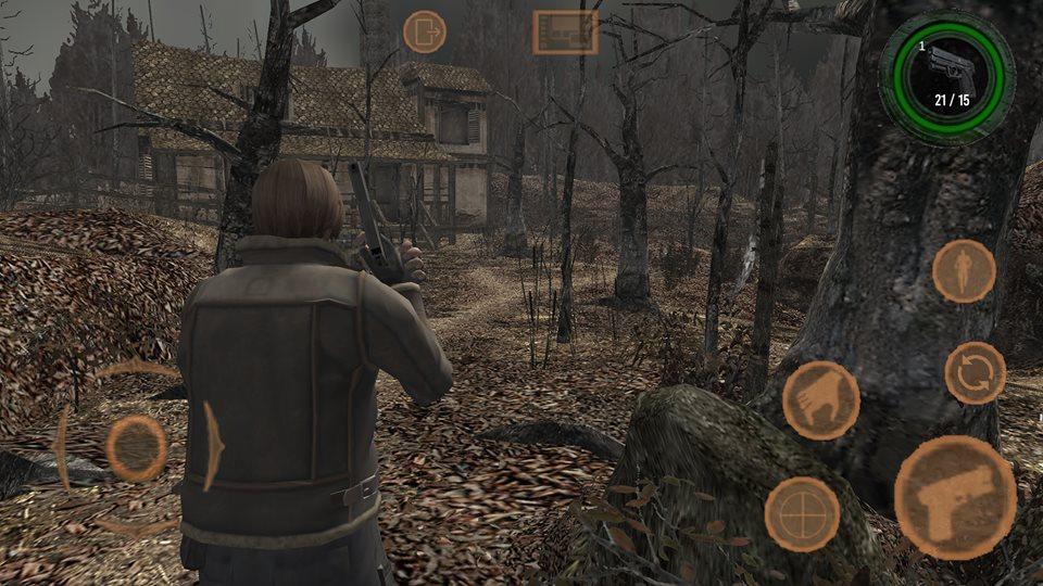 resident evil 4 biohazard android apk