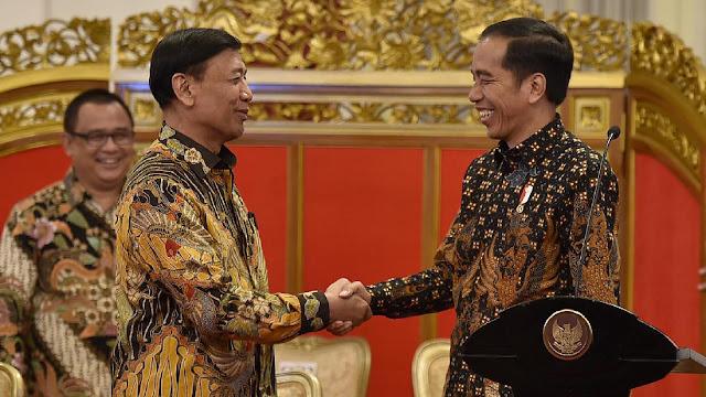 Jokowi Lupa Kabinetnya Dihuni Pelanggar HAM Berat