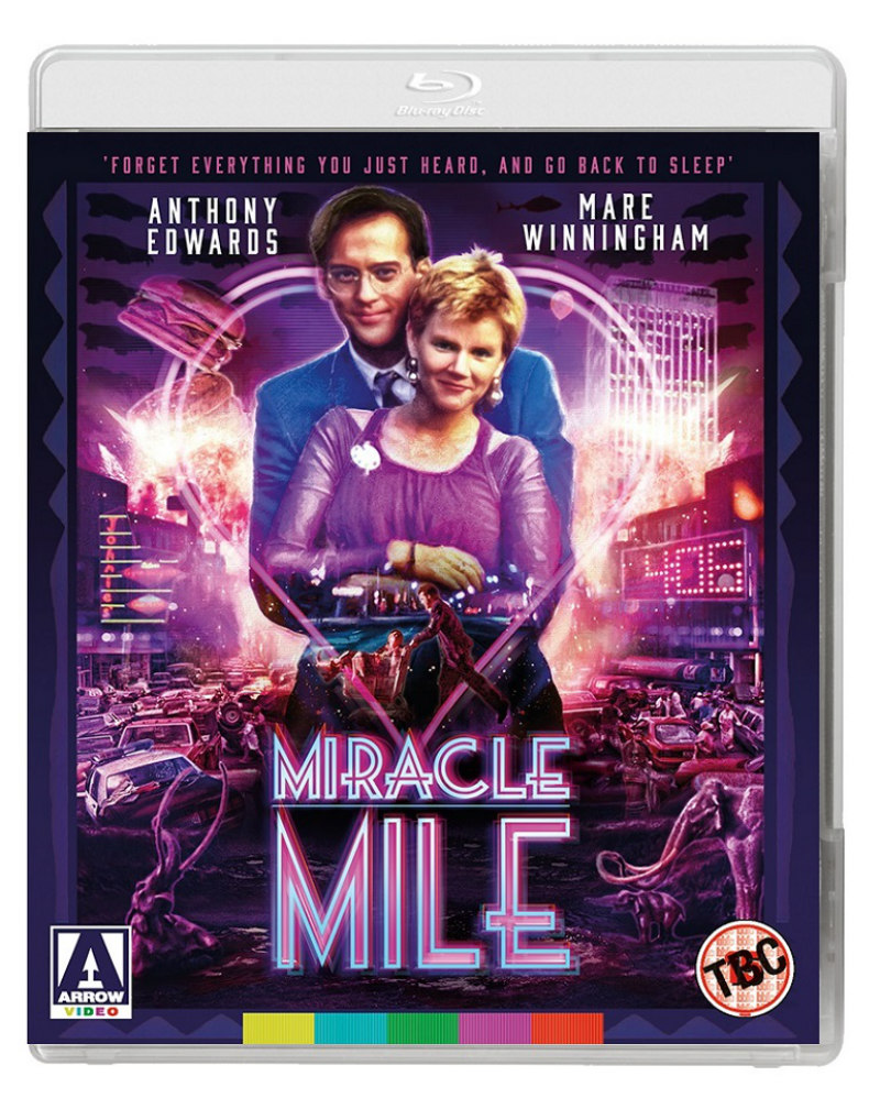 miracle mile arrow video