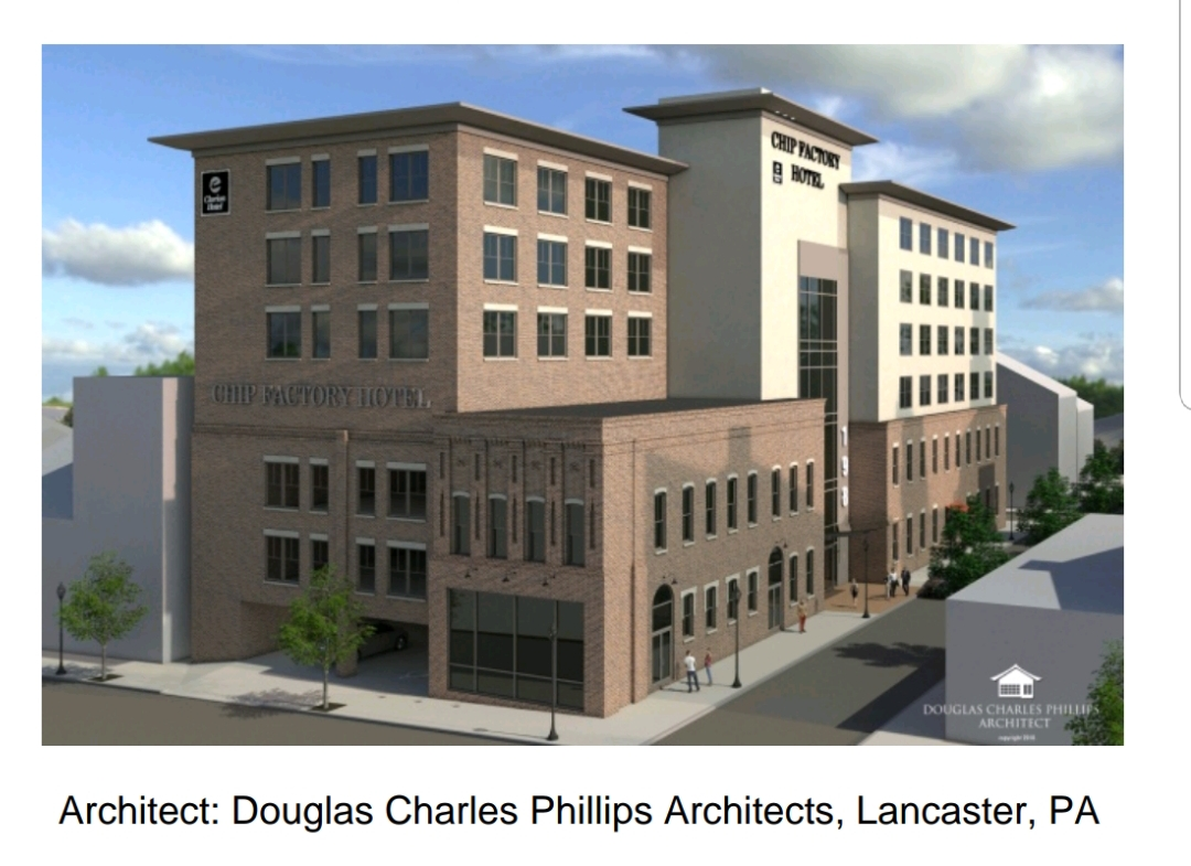 The World S Largest Hotel Companies Signed An Agreement With Cimarron Investments Llc To Develop A Unique New Clarion In Downtown Columbia Pa