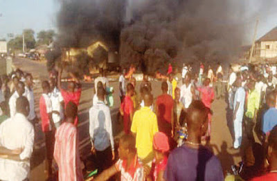 Kogi APC election protests