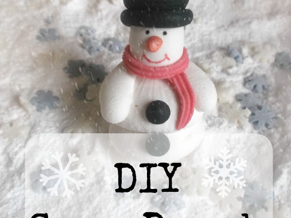 DIY Snow Dough!! {Tutorial}