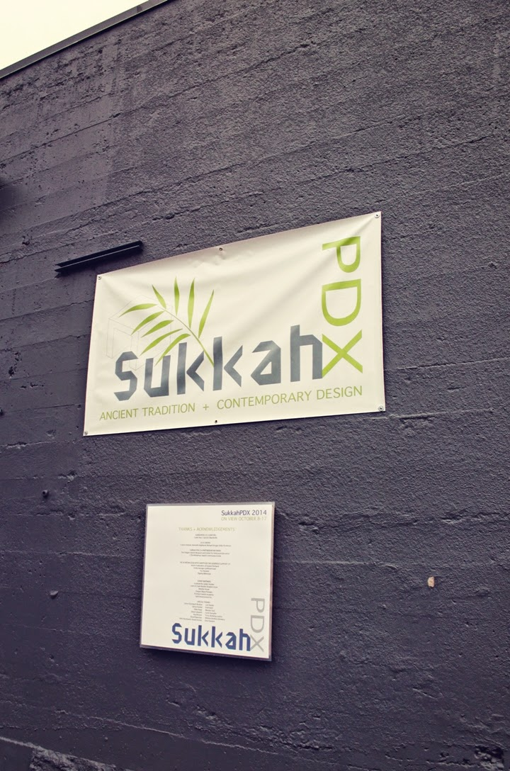 Sukkah PDX Ancient Tradition + Contemporary Design | Land of Honey