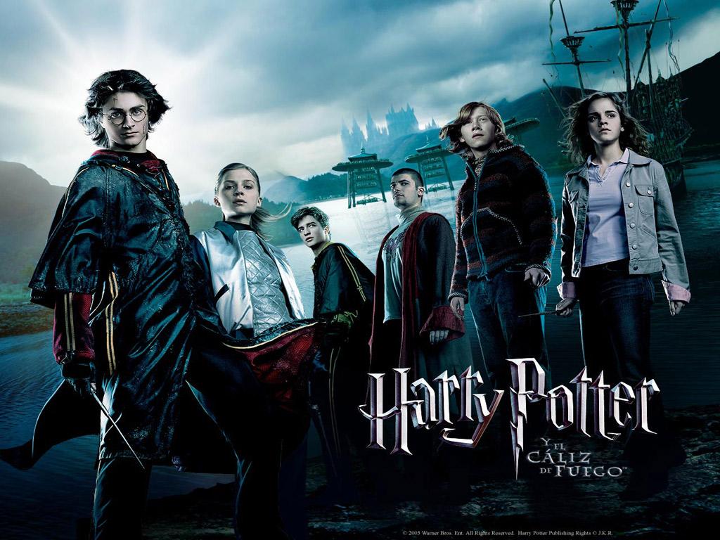 Cinemanizados: Recordando Película: Harry Potter Y El Cáliz ...