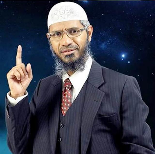 Dr. Zakir Naik Terancam Tidak Miliki Negara