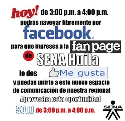 https://www.facebook.com/SENAHuilaOficial/